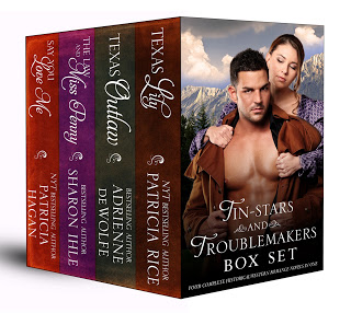 Tin-Stars and Troublemakers Box Set